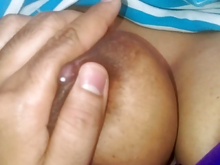 southindian boobs pressing and fucking with cum