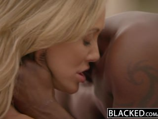 BLACKED Cheating MILF Brandi Love's First Big Black Cock