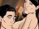 Archer sex video - sex kreskowka