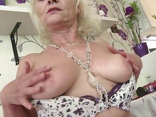 So old but still hot horny grandma