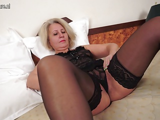 erotic granny video