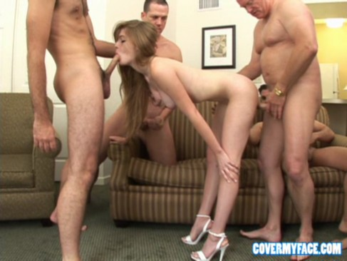 Dick in three holes