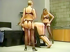 Flogging naughty women