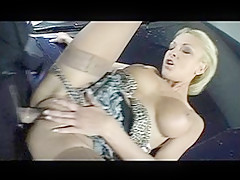 Best pornstar Delfynn Delage in exotic blonde, cunnilingus sex movie