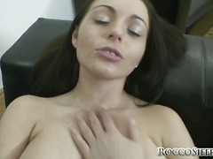 Zara B is on the way to orgasm