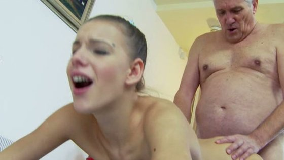 A SHOWER WITH GRANDPA. Part 3 - Older Man porn