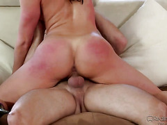 Kendra Lust loses control after Mr. Pete inserts