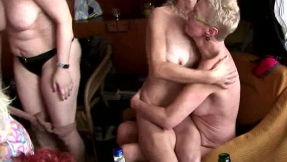 Galore of mature Czech moms get fucked in orgy at home - Mature porn