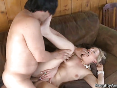 Tristyn Kennedy enjoys another hardcore sex session with Anthony Rosano