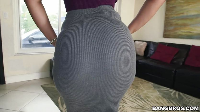 brown booty banging Ava Sanchez | PornTube ®