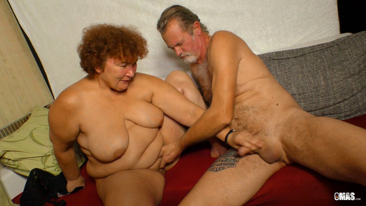 Heike R. is insatiable when taking a dick greedily