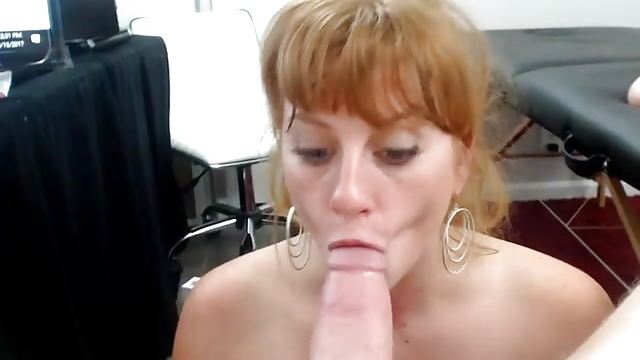 Tamara - Edging blowjob & deepthroating with facial & swallo