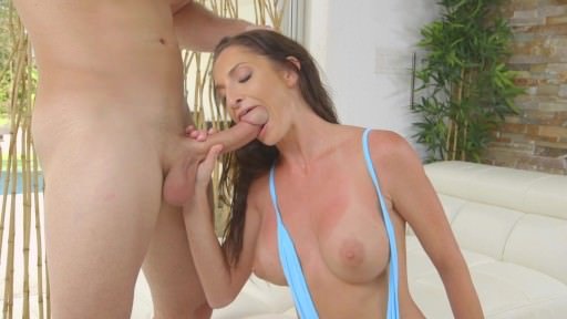 Milf Hunter - Dirty ginger milf gets pounded