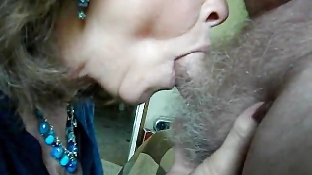 Mature Granny seriously sucks.