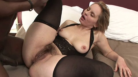 This black stud give Magda a mind blowing relentless pussy pounding