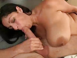 Horny mom wants that young cock in her big mouth