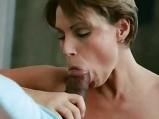 Skinny babe has her twat licked and filled with BBC