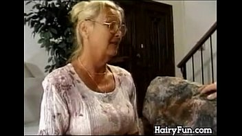 Horny Granny Riding Her Big Son In Law - 17 min