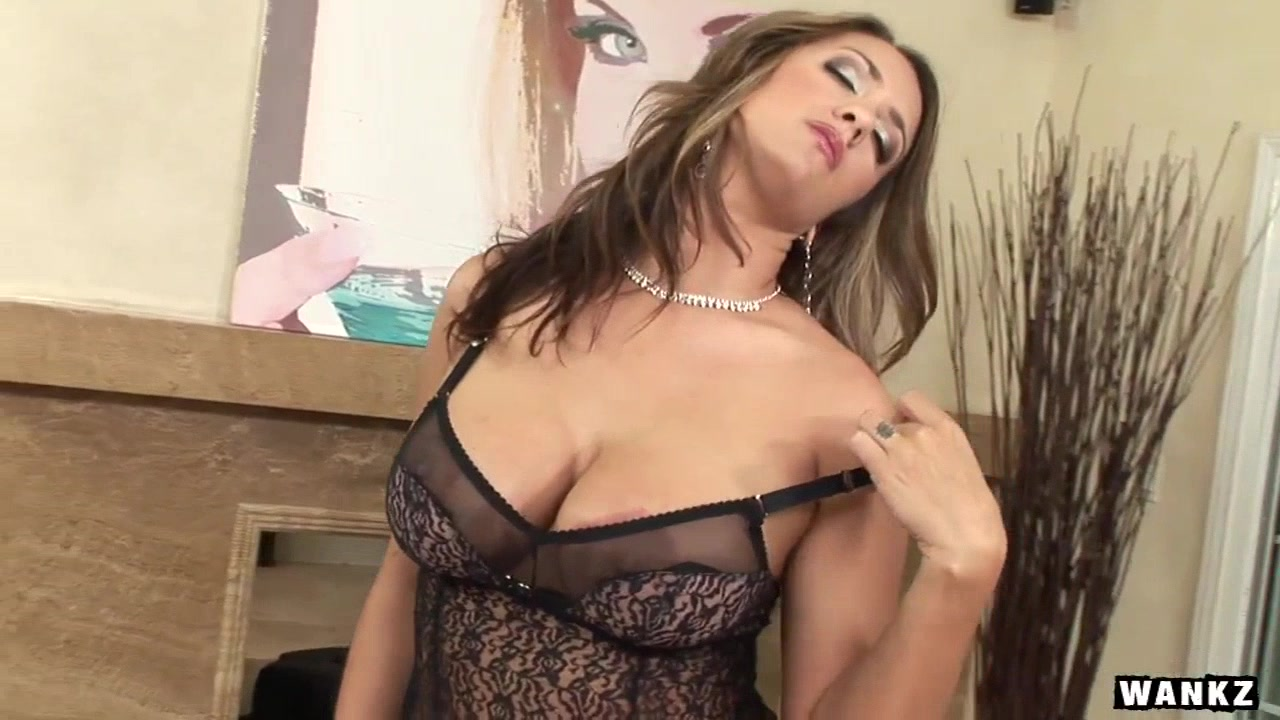 Trina Michaels massive tits are some of the best out there