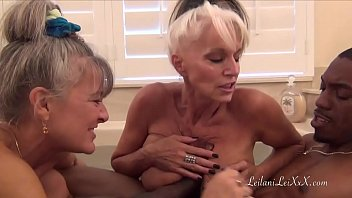BBC BATHTIME WITH TWO STUNNING MILFS - 44 min HD