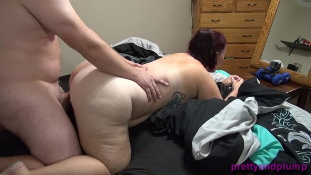 Lots Of Big Ass Doggystyle, I Cum On Her Ass Twice!