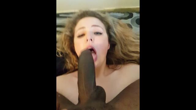Australian girl black cock