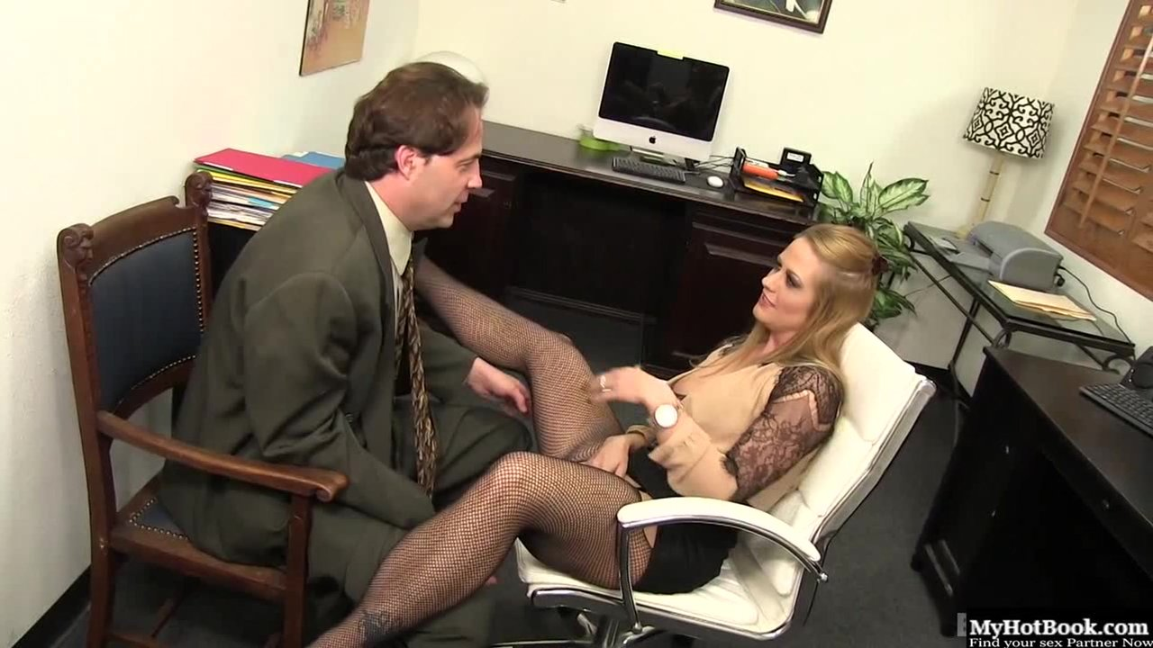 Holly Heart has always wanted to be a secretary in this office