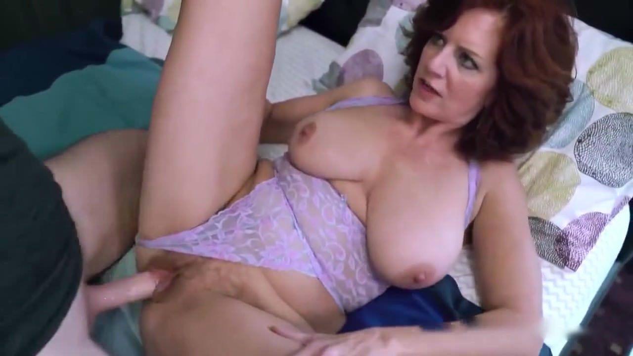 Super talented mature aunt seduces young boy 8