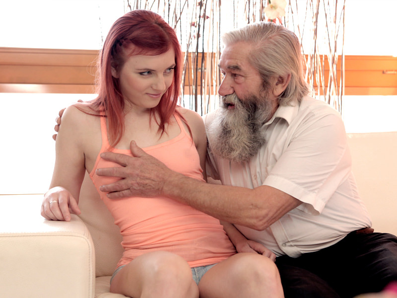 Daddy4k unexpected experience with an older gentleman - 2 part 3