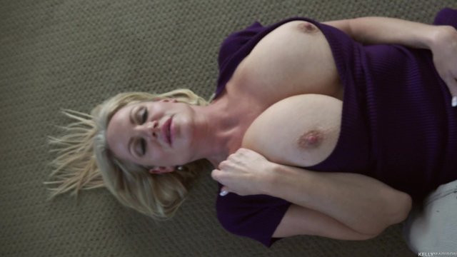 Moans as Kelly wet pussy is smashed hardcore in close up