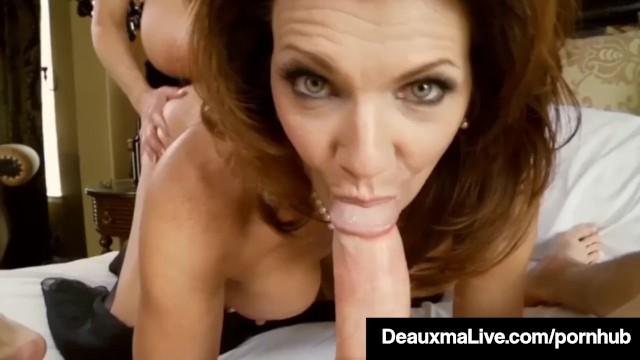 Super talented mature aunt seduces young boy 2