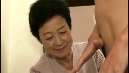 Japanese Grandmother 3