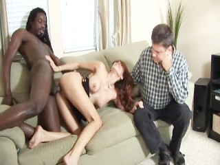 Oh No! There's a Negro in My Wife! 2 - Scene 1
