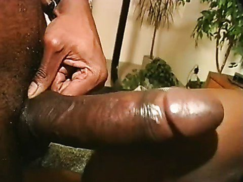 Gorgeous Black Chick Does It Well. Part 2 - Big Cocks porn